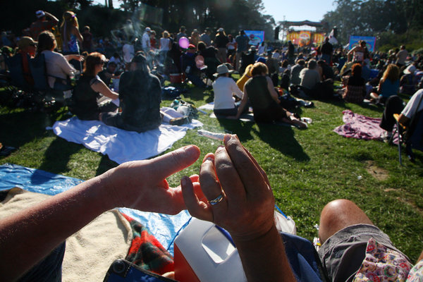 Marijuana Now Legal for Californians?