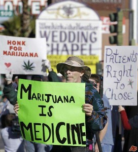 How Legalizing Marijuana Could Save the World