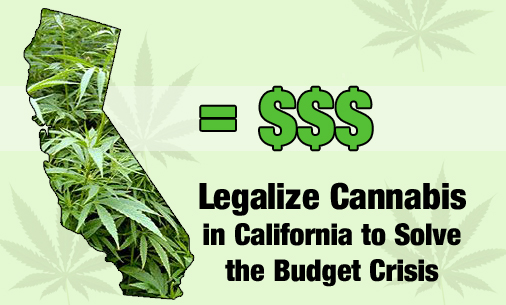 California Citizens Support Marijuana Legalization