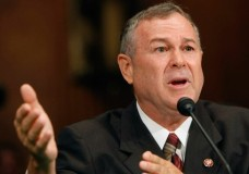 Rep. Dana Rohrabacher, R-Calif. will propose a bill that would protect marijuana users from federal prosecution. (Photo via U.S. News & World Report)