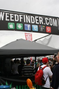 World's Largest Marijuana Locator Unveiling at SF Cannabis Cup