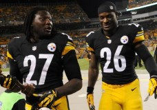 Steelers, Bell & Blount, Busted for Marijuana