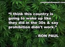 Top 5 Reasons to End Marijuana Prohibition