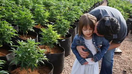 The Hope of Children Fueling the Cannabis Extract Movement