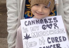 Cannabis Oil Cures Acute Leukaemia in 9 Year Old Girl  [VIDEO]