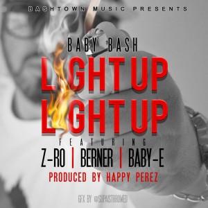 baby bash light up