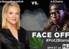 Nancy Grace vs 2 Chainz:  Should Marijuana be Legalized? [VIDEO]