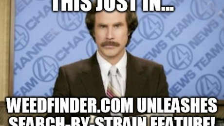 WeedFinder™ Unleashes First-Ever Search-by-Strain Feature