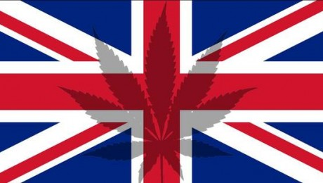 UK Police Now Allowing Citizens to Grow Marijuana