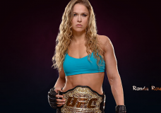 UFC World Champion Ronda Rousey Eats Hemp Seeds Daily