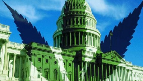 Federal Marijuana Prohibition Ended by Congress