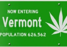 Vermont Governor Supports Legalization of Cannabis