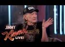 Willie Nelson Tells Jokes