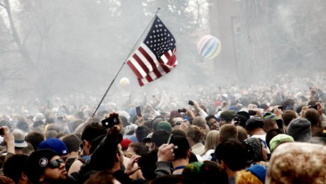 Legalization of Marijuana Movement is Taking Over the U.S.