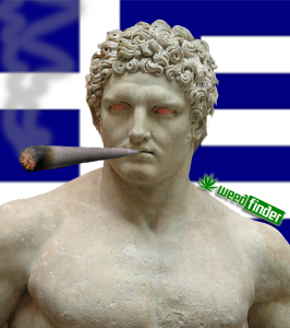 Greece Legalizes Medical Marijuana - Weed Finder News