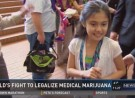 11-Year-Old Texas Girl Suing U.S. Govt to Legalize Medical Cannabis