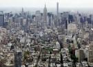 Midtown Manhattan gets its first medical cannabis dispensary on April 20. (AP Photo/Mark Lennihan, File)