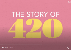The History of 420