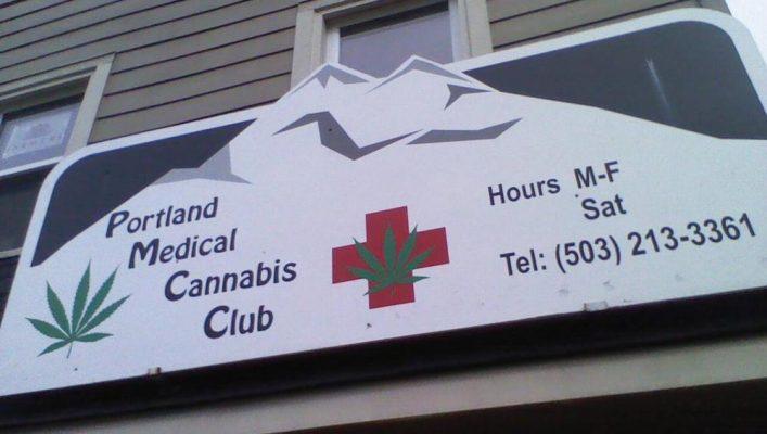 Portland Medical Cannabis Club