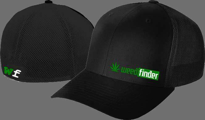 WeedFinder Hats