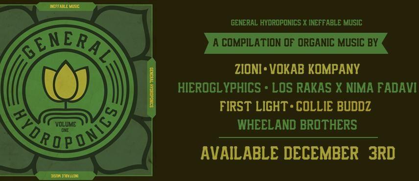 General Hydroponics Volume One