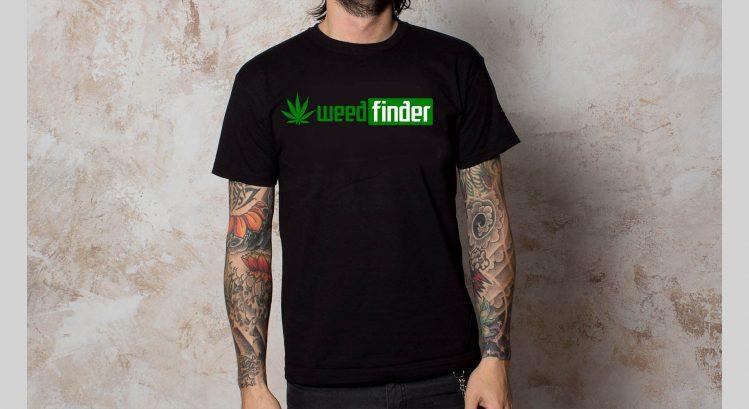 WeedFinder T-Shirts
