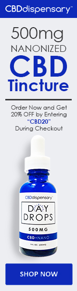 CBD DAY DROPS 500mg